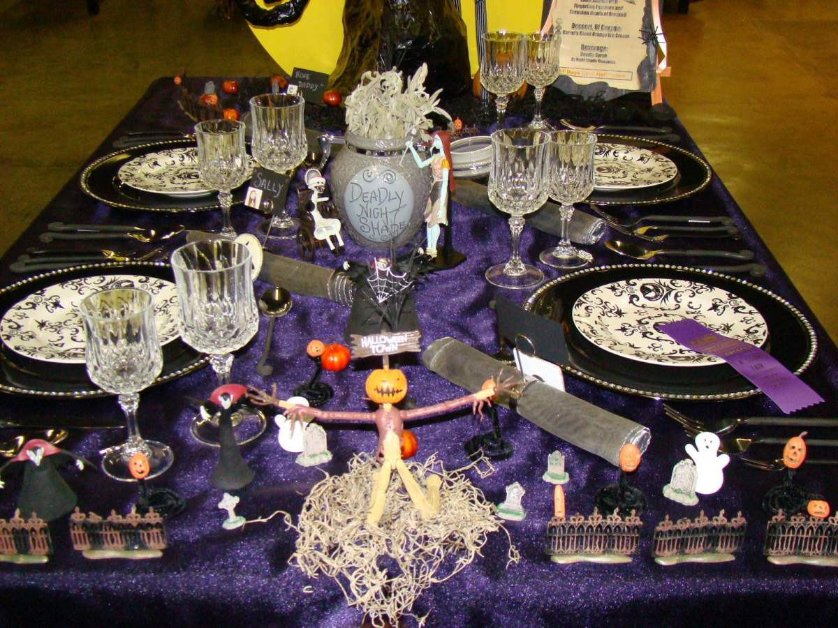Halloween Party Decoration Ideas Time To Enjoy By