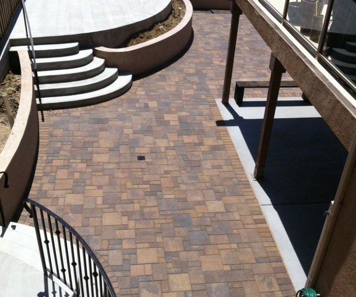 patio paver stone ideas