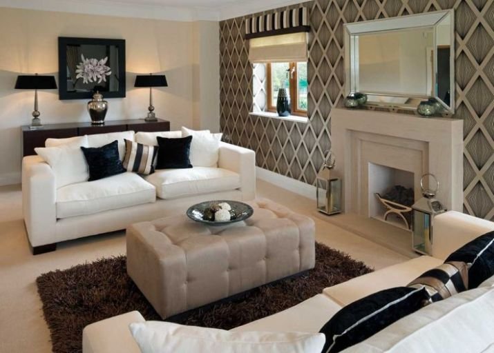 Luxury-living-room-with-a-fireplace