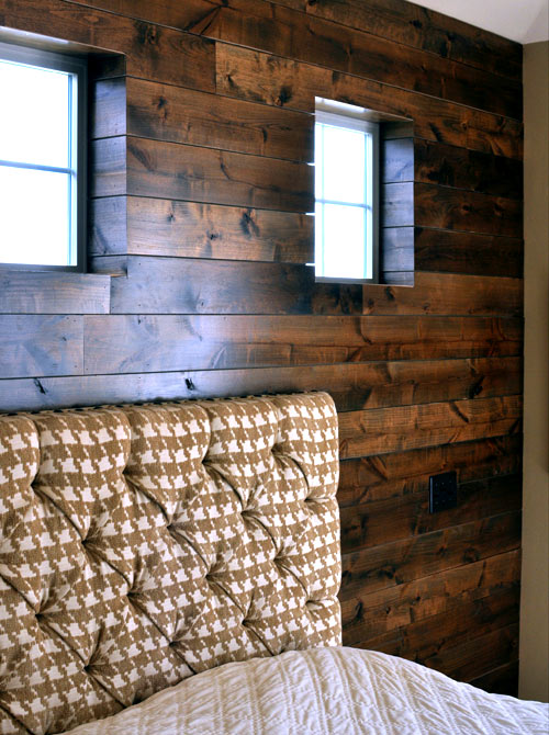 Before Amp After Wood Paneled Accent Wall DesignSponge