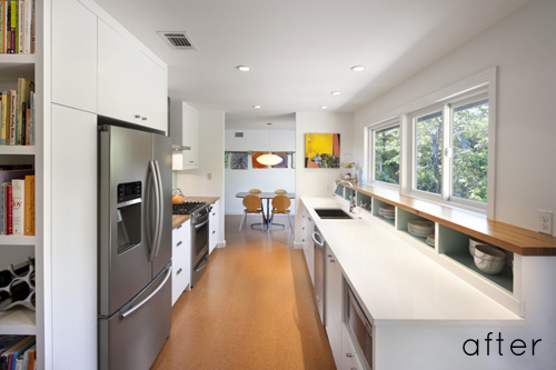 Image Result For Small Galley Kitchen Remodel Before And Aftera