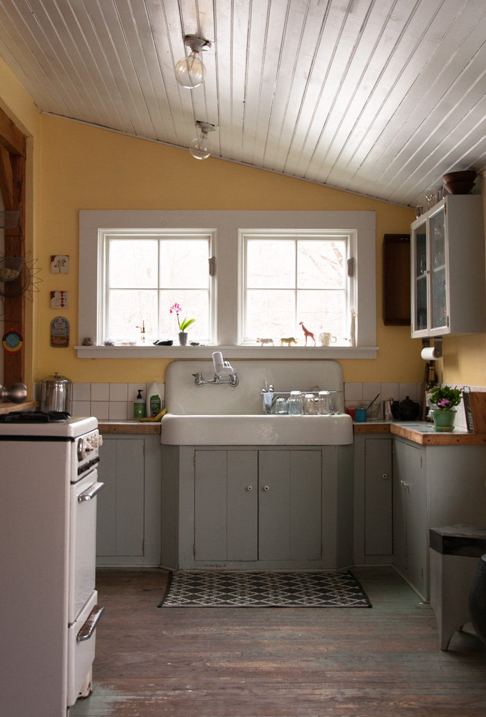 Two Artists Find Home In A Charm Filled 1900 Farmhouse DesignSponge