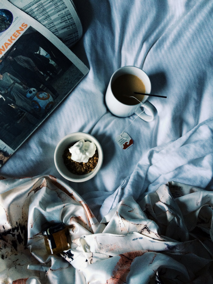 Dunhill Hotel Bkfast in Bed 7