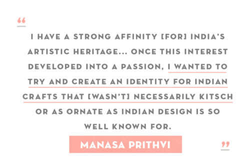 Challenging the Status Quo with Ira Studio's Manasa Prithvi, Design*Sponge