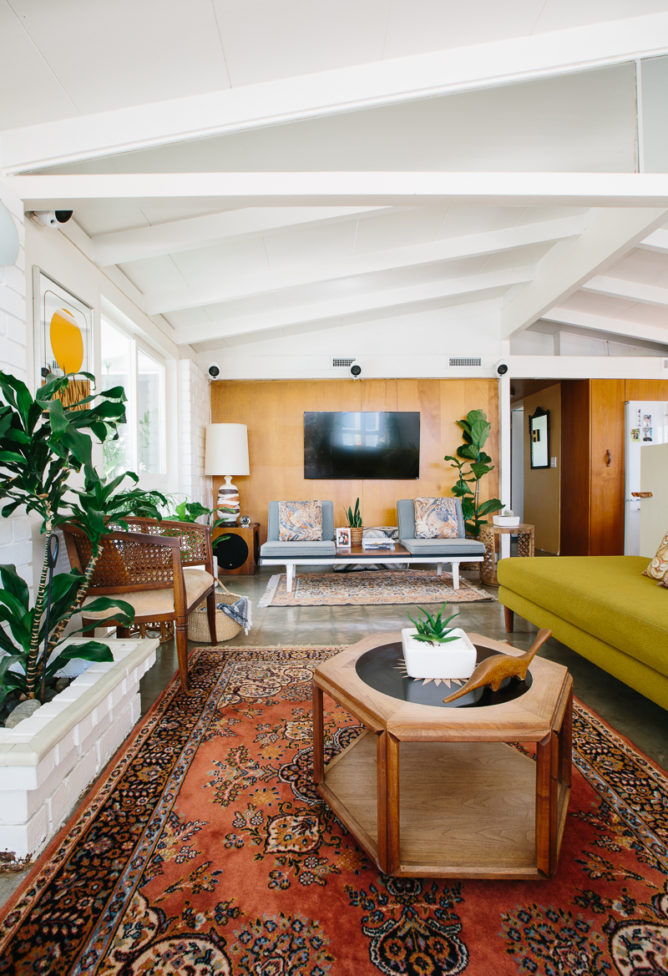 A Vintage Lover's Home in Long Beach, CA