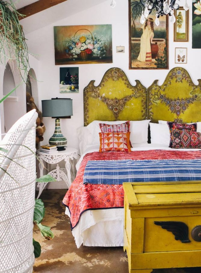 15 Of Our Favorite Creative Headboards
