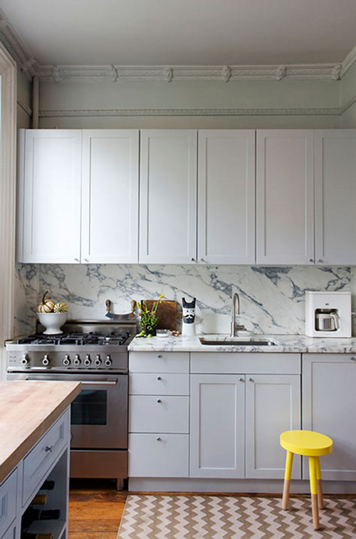 Using Natural Stone Inside Your Home