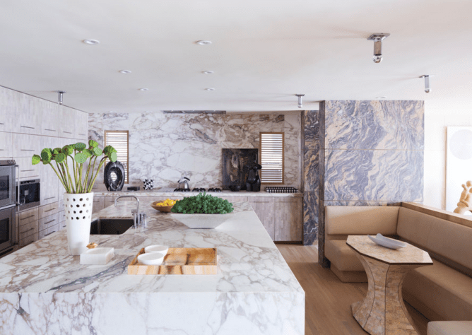 Interior Design Choices: The Sustainability of Natural Stone