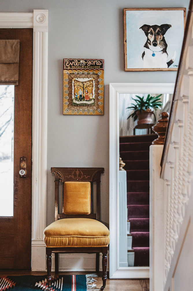 The Colorful New Chapter of a Charming Victorian