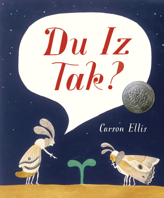 Q&A: Creative Process, Inspiration, & Securing a Caldecott Honor with Carson Ellis