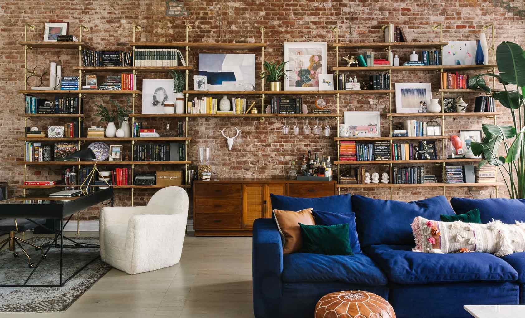 In Tribeca, a Loft that Marries Form & Function, Design*Sponge