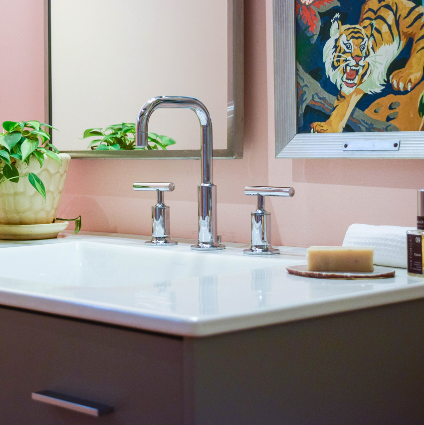 High  Low   Everything in Between  A Bathroom Update     Design Sponge And sponsored posts are an opportunity we take seriously here at Design Sponge      if we truly believe and experience superior products that allow us to