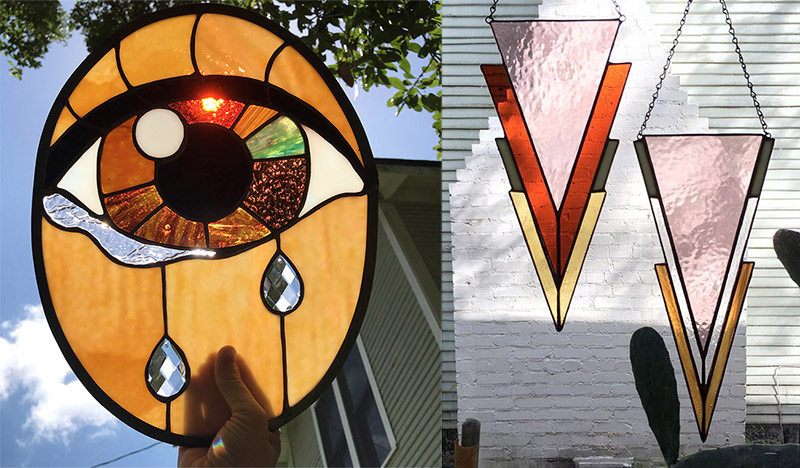 30 Modern Stained Glass Artists To Follow On Instagram