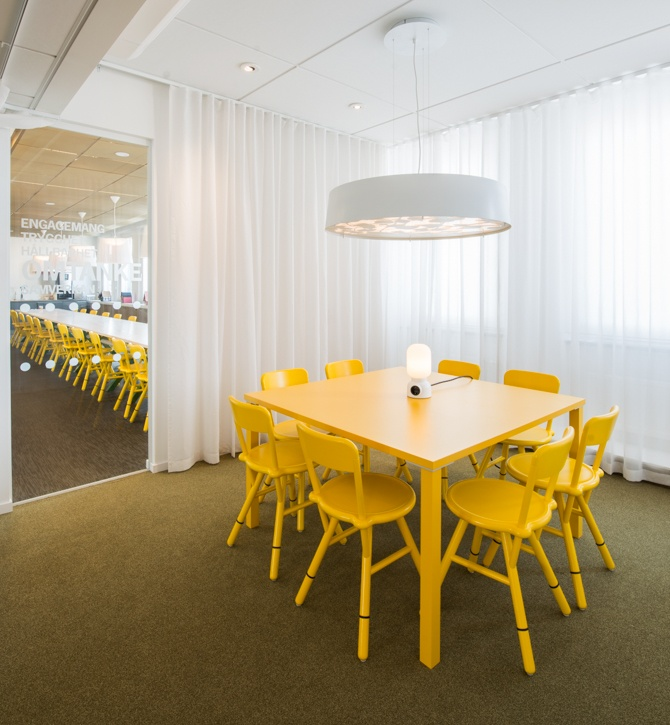 HSB office / Design - PS Arkitektur / Photo - Jason Strong | Design Studio 210
