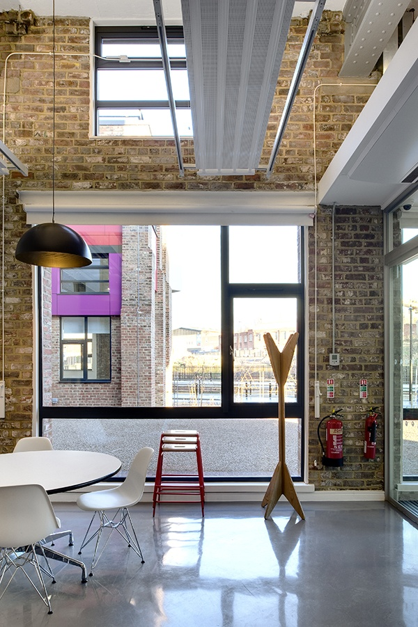 Toffee Factory: Design - XSITE / Photo - Jill Tate | Design Studio 210