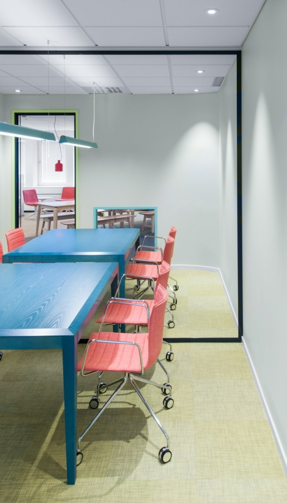 ATG office inspiration / Photo - Jason Strong / Design - Note Design Studio | Design Studio 210