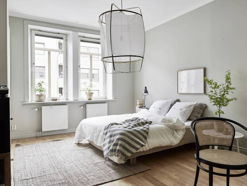 Swedish Real Estate Decorated by Emma