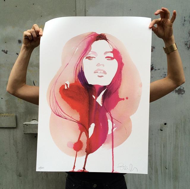Stina Persson Illustrator and artist