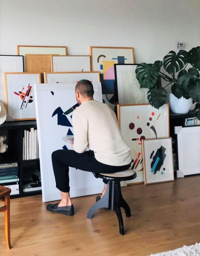 Artist Alewijn