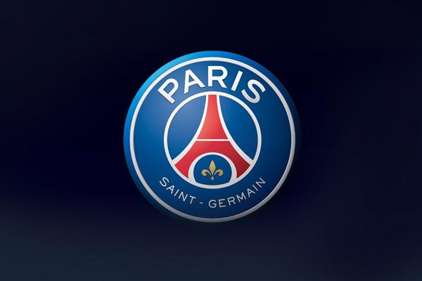 neues logo fur paris saint germain