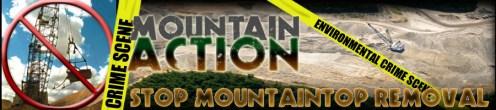 Logo for RAN's 'Mountain Action'