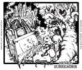 Album Art 'Never Surrender' - Evan Greer