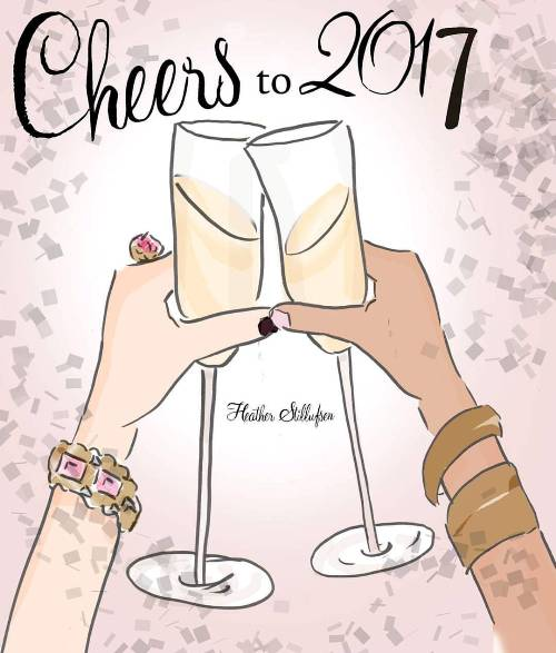 Cheers to 2017