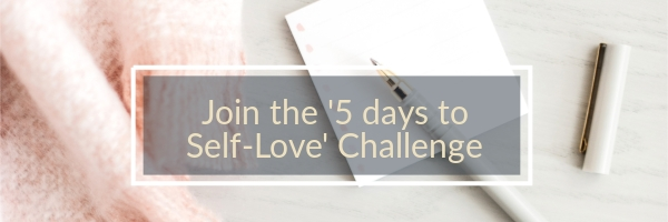 5 days to Self-Love Challenge