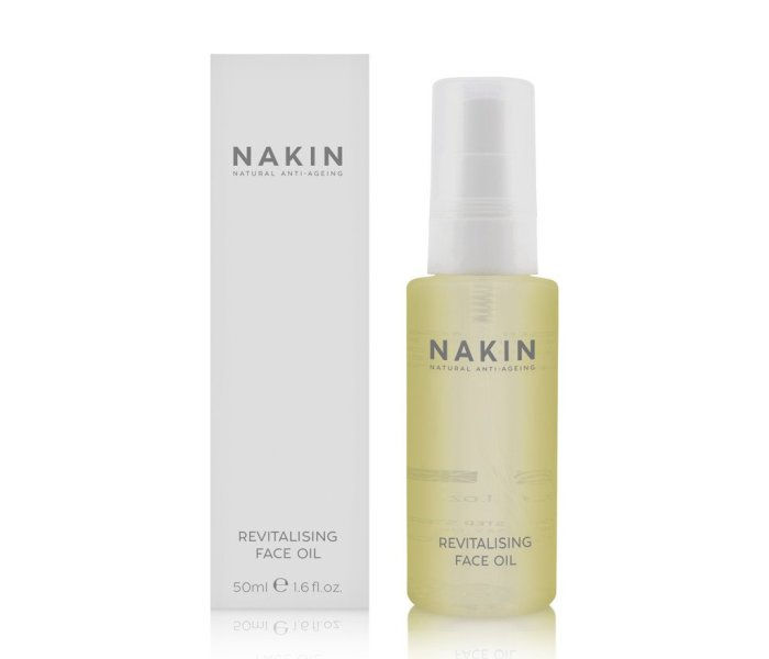 Nakin Natural Anti-Ageing Revitalising Face Oil