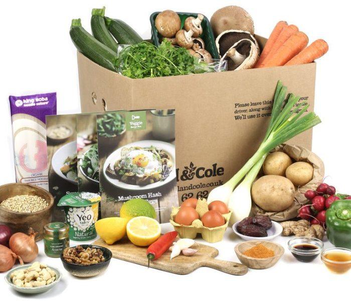Abel & Cole Food Box