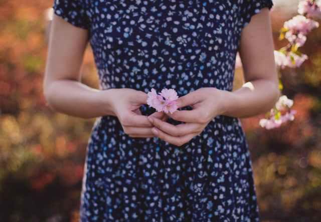 Self-Love List for Spring