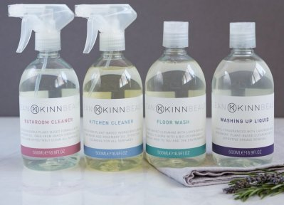ECO CLEANING LAVENDER & ROSEMARY SET
