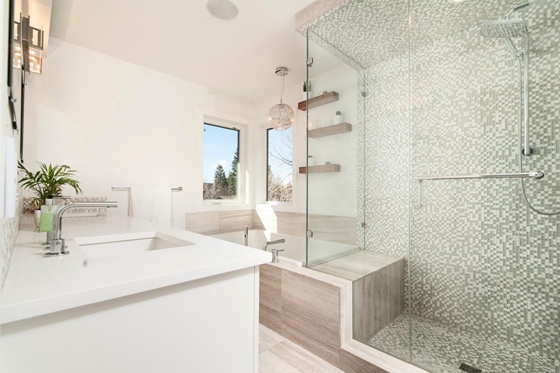 4 Bathroom Makeover Tips