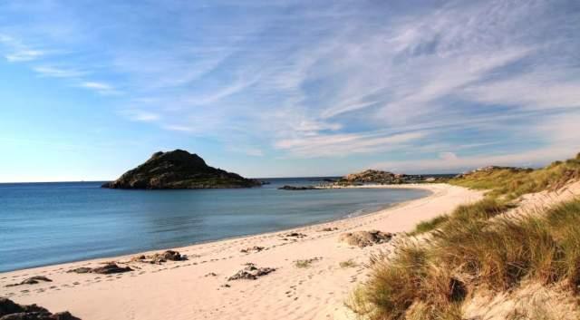 Farsund Beach Norway