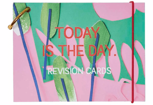 Discovery Revision Cards