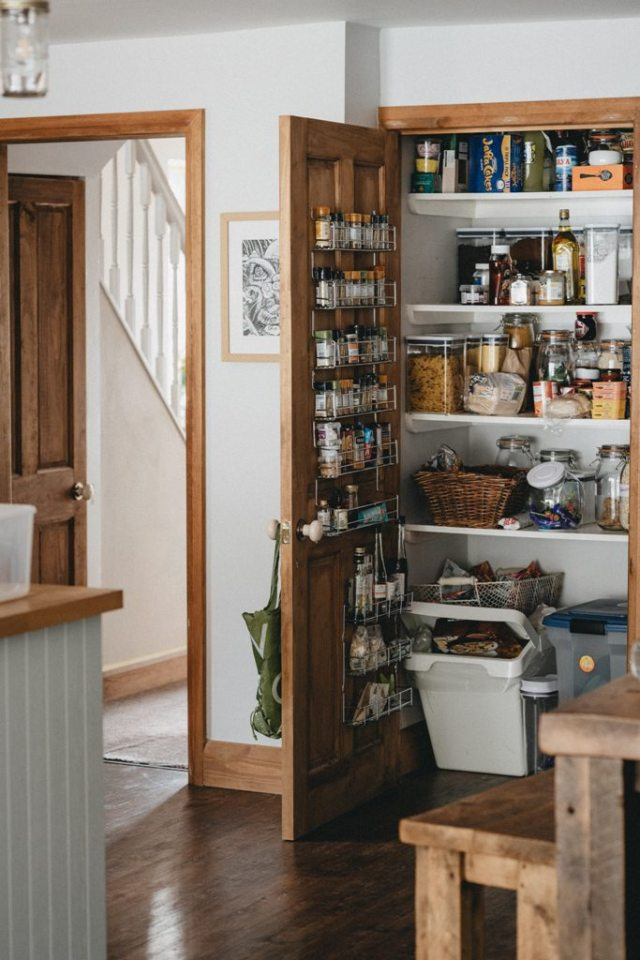 Top 5 Ideas to Organize Your Pantry