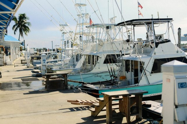 What to consider when buying a commercial boat