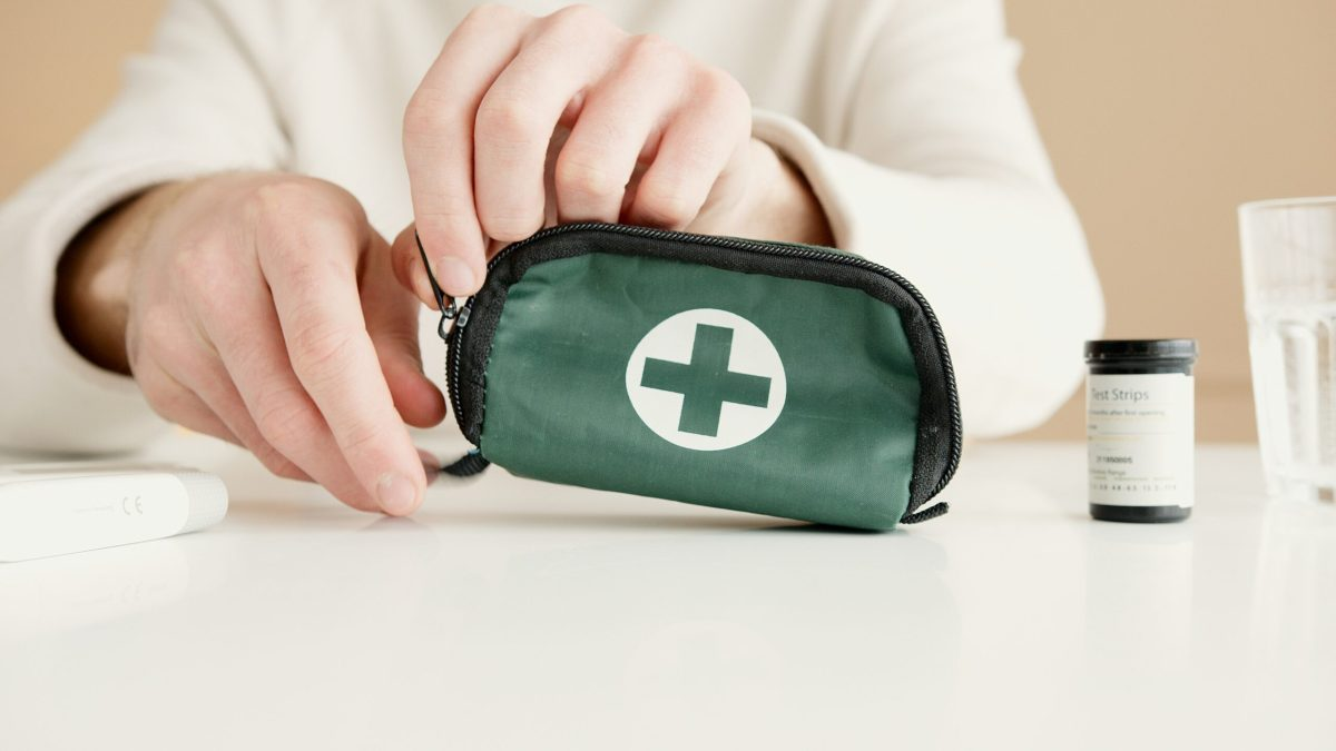 Safety Is Priority: Must-Have Items In Your First Aid Kit