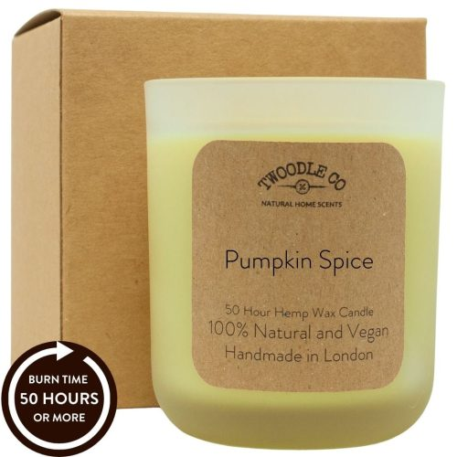 Twoodle Pumpkin Spice Candle