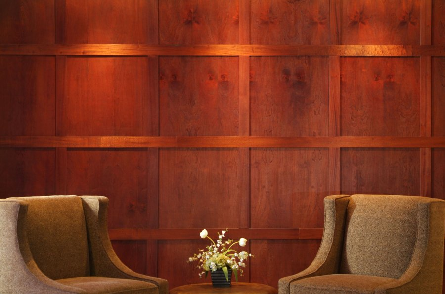 Modern Paneling by Design the Space View Larger Image