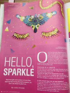 Design Vaults Feature on Jewellery in Bath Life