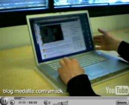 SmacBook Pro!