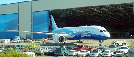 seattle boeing 787