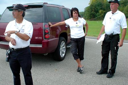 GM test drive detroit instructors