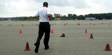 GM test drive detroit ken cones