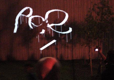 gadgetoff 2007 grafitti research lab