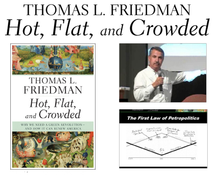 hot flat and crowded One book news read the latest news related to one book one northwestern  and hot, flat, and crowded faq's find answers to commonly asked questions.