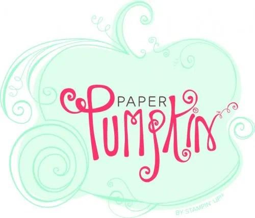 paper pumpkin
