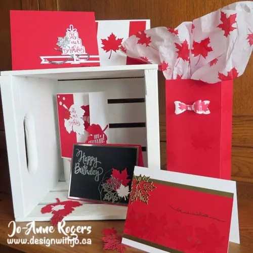 Handmade Happy Canada Day
