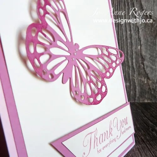 how to heat emboss any stamp pad